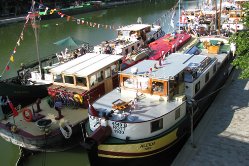 DBA - The Barge Association - DBA
